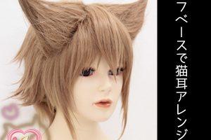 猫耳 ウィッグセット
