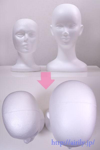 アニメキャラ 前髪セット