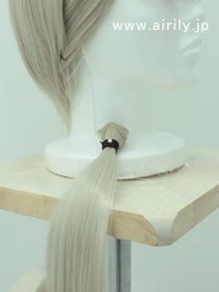 戦国BASARA いつき 三つ編みウィッグ作り方