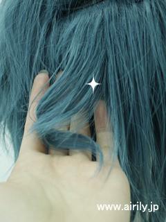 starry☆sky 水嶋郁 ウィッグアレンジ