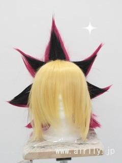 遊戯 髪型 セット 遊戯王