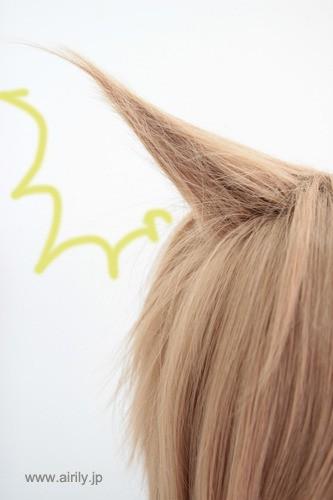 猫耳 ウィッグ コスプレ